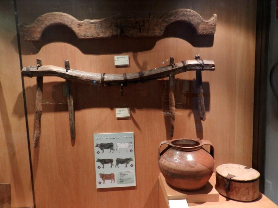 Etnografia Agricultura Casa de las Veletas Museo Provincial Caceres 03
