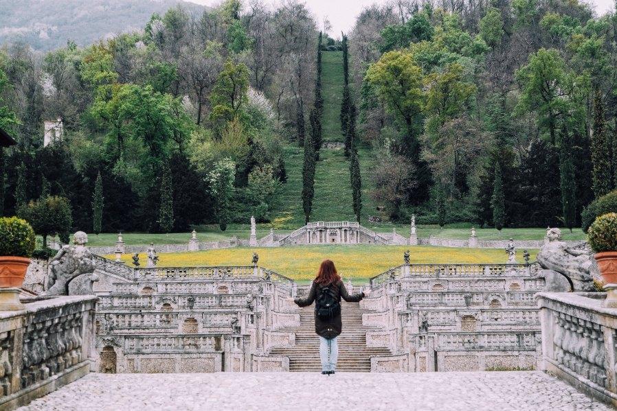 Villa della Porta Bozzolo (giardino)