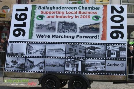 Ballaghaderreen St Patricks Day Parade 2016 (39)