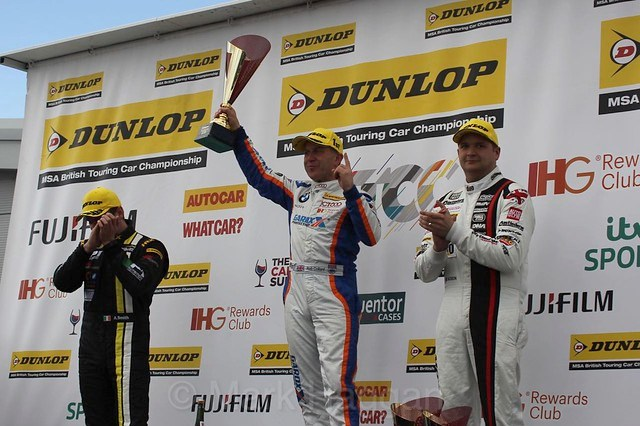 BTCC Weekend at Donington Park, April 2016