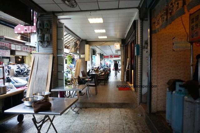 基隆 駅前商店街