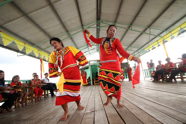 Agusan Manobo Traditional Dance