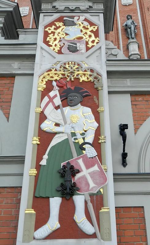 Casa de la Hermandad de las Cabezas Negras Riga Letonia 12