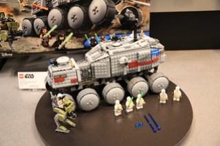 LEGO Star Wars 75151 Clone Turbo Tank 4