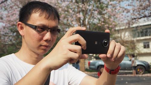 ลองใช้ Microsoft Lumia 950XL ถ่ายรูปดู