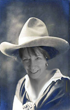 tdc1451 Cowgirl Hat