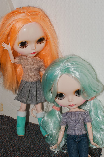 Blythe sweater top