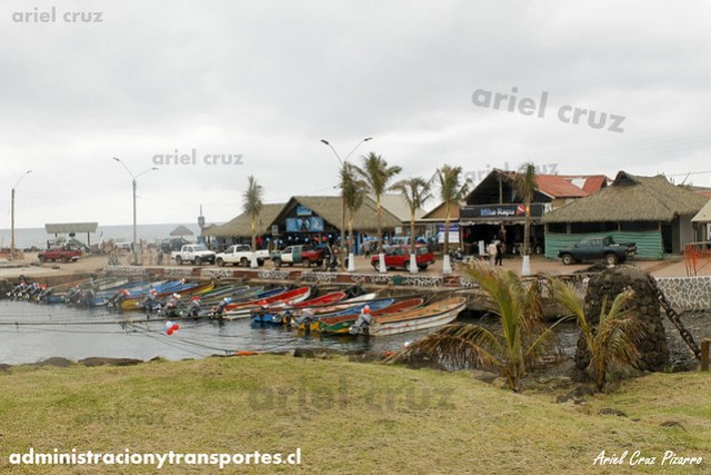 Hanga Roa - Isla de Pascua