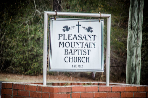 Pleasant Mountain Baptist Church