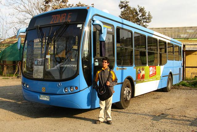 Ariel Cruz & Transantiago (E12)