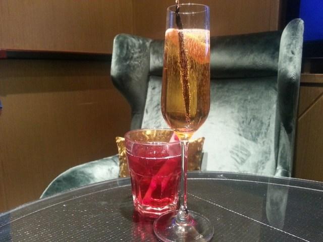 Plush Cocktails Bar E7 hotel Edouard 7 Paris