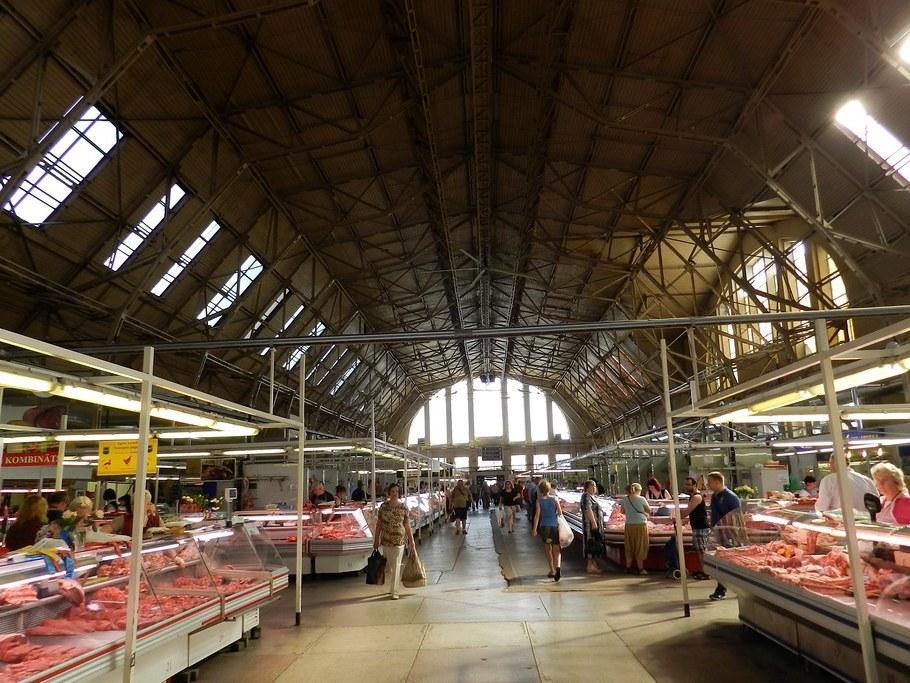 Mercado Central Riga Letonia 01