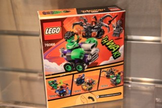 LEGO Marvel 76066 Hulk vs. Ultron 2