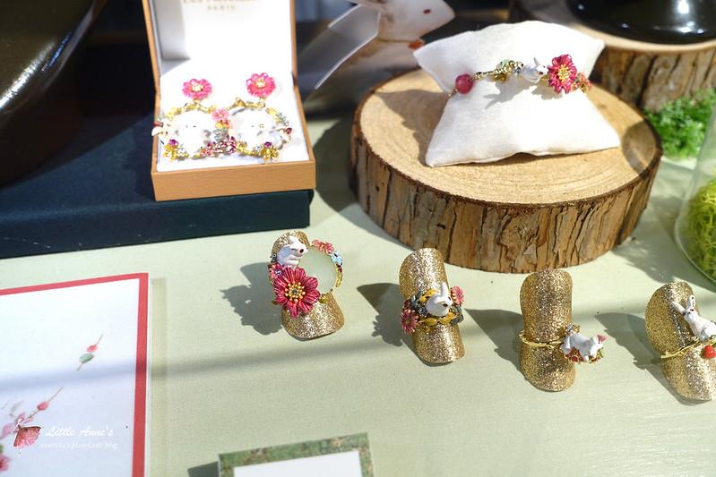 [accessories]櫻花與金翅雀變身飾品♥︎Les Nereides♥︎2016春夏新品VIP鑑賞會 @ anne ★ 小安妮 :: 痞客邦