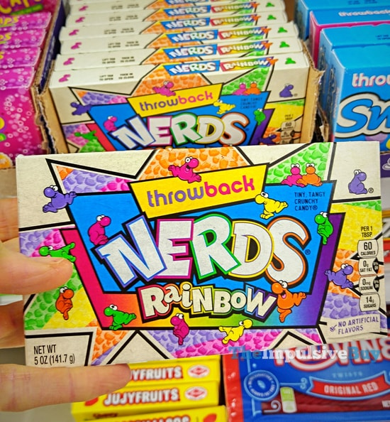 Throwback Nerds Rainbow