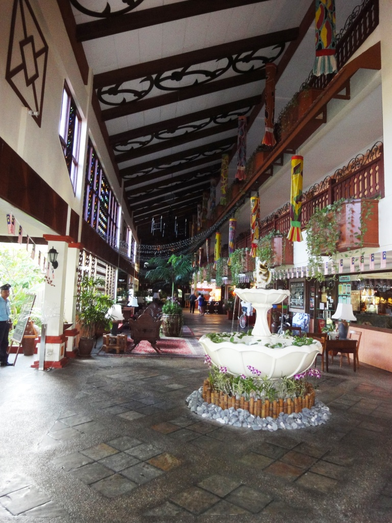 Reception of Holiday Villa, Langkawi