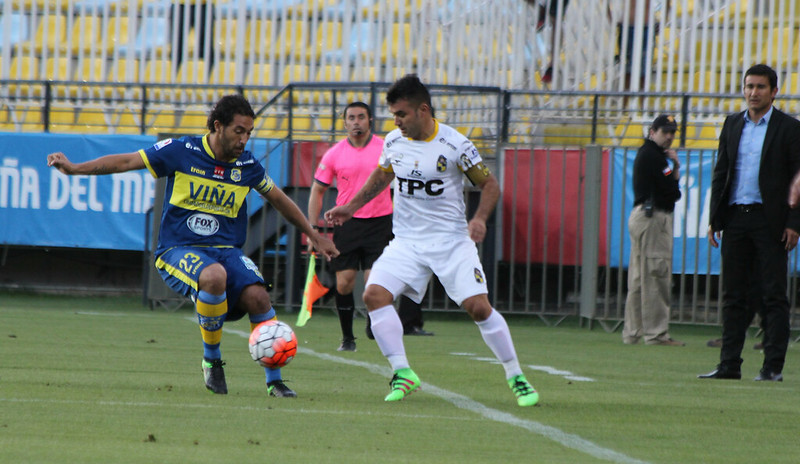 Everton 4-3 Coquimbo Unido