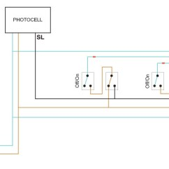 One Way Light Switch Wiring Diagram Uk Electrical Engineering Photocell Override - Will This Circuit Be Ok? | Diynot Forums