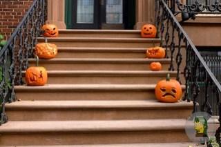 Halloween in New York 2015