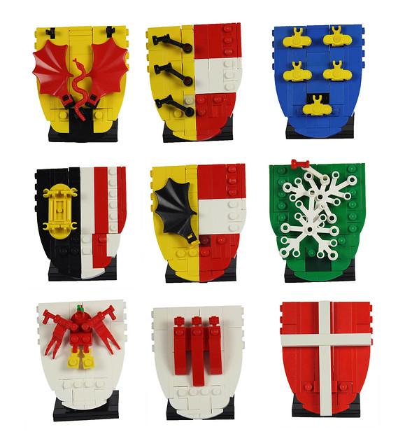Die 9 Bundesländer