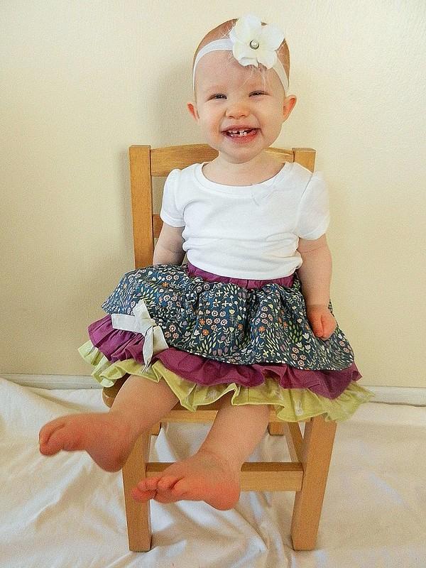 CJ skirt