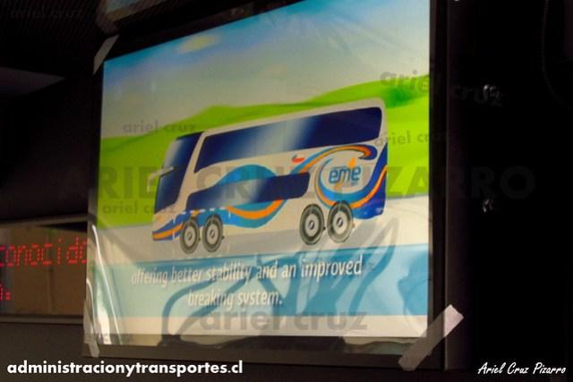 Eme Bus - Video Seguridad - Marcopolo Paradiso 1800 DD / Scania 8x2 (HRJS95) (137)