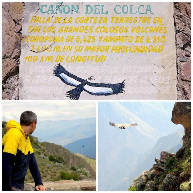 Visita al Valle del Colca