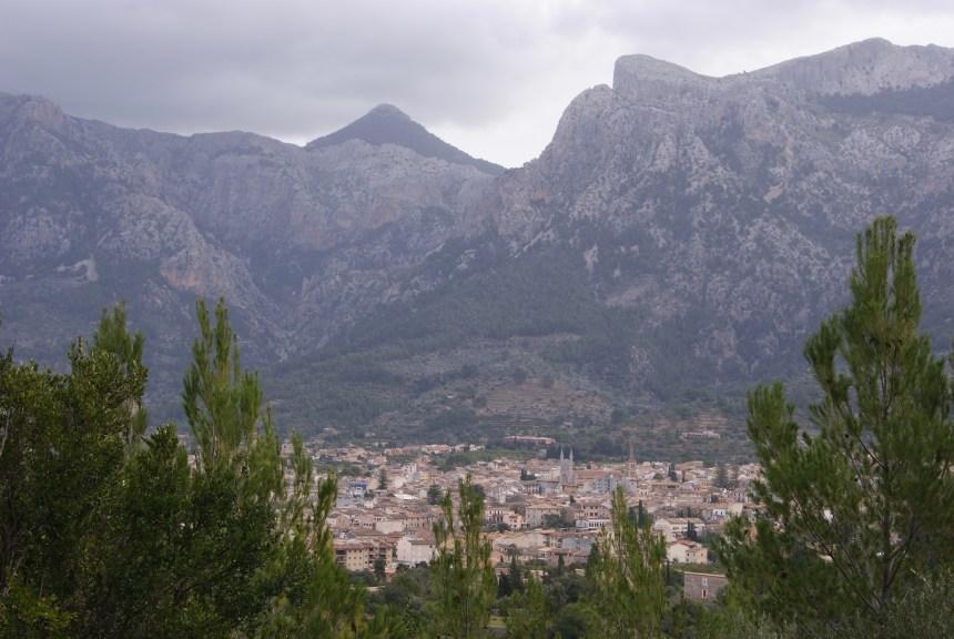 Excursión de Deià a Sóller por el Camí de Castelló