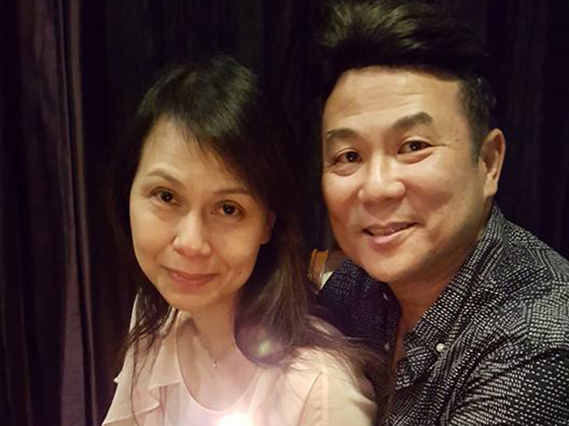 Jack Neo and Wife