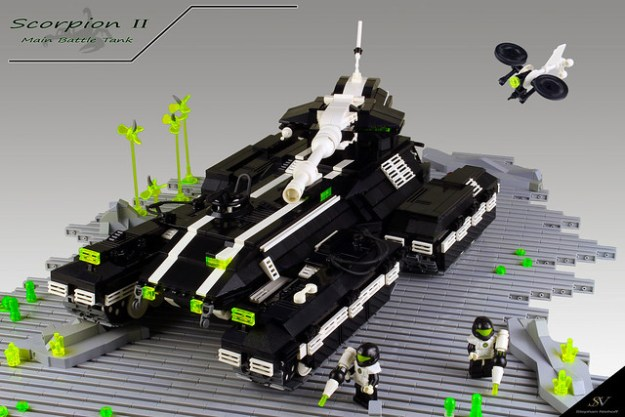 Scorpion II