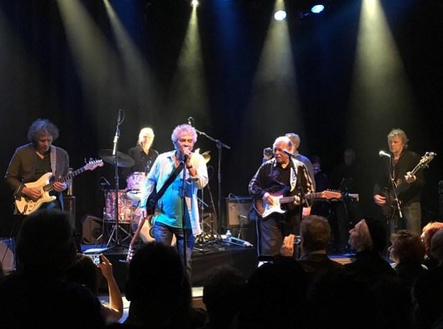 Crazy Rockers in @paardvantroje (30 jan 2016)