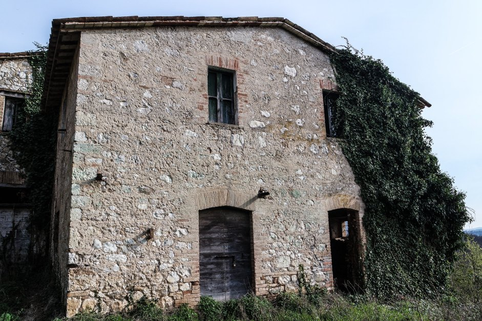 Casa diroccata