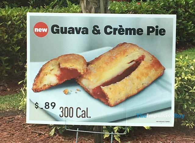 McDonald's Guava & Cre?me Pie