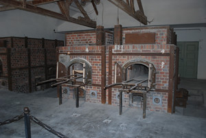 Dachau Ovens