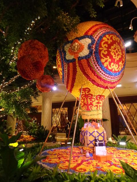 Decor, Wynn Hotel and Casino, Las Vegas NV