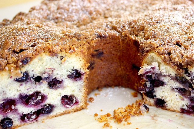 Blueberry Buckle - 22