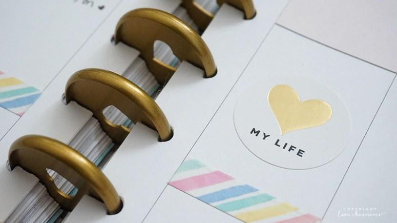 Plan With Me Week 10 | LoveCharmaine.com