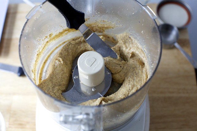 hazelnut brown butter frangipane