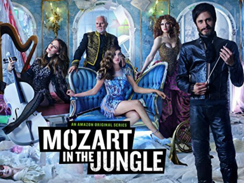 How to watch Mozart in the Jungle season 1 and season 2 for free this weekend