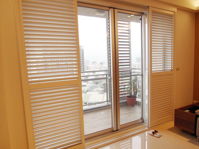 [居家] 百麗樂豪華百葉窗,彈性調節採光通風的窗飾新選擇 @ 熱血青年很向上 :: 痞客邦