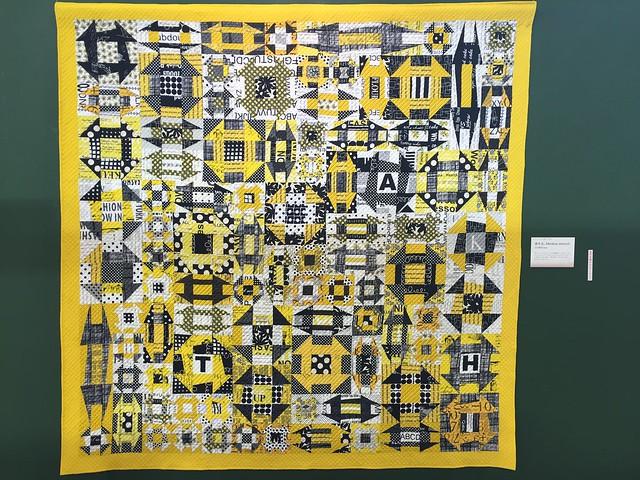 Tokyo Quilt Festival 16