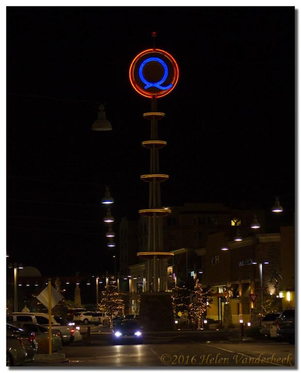 """The """"Q"""" Monument"""