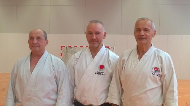 Gasshuku International JKA 2016 - Collonges-ss-Salève