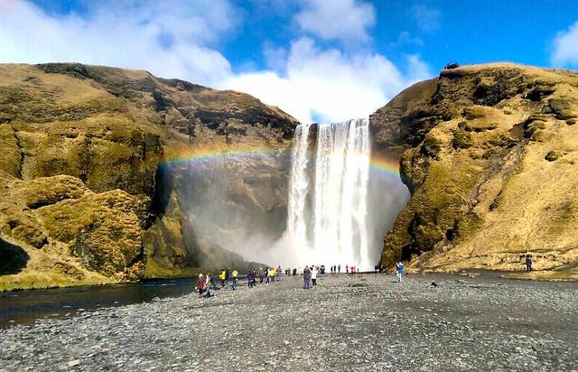 2016 冰島*Golden Circle*景點 - Skálholt (教堂)+Skógafoss (彩虹瀑布) @ // 歐洲生活旅遊日記// :: 痞客邦