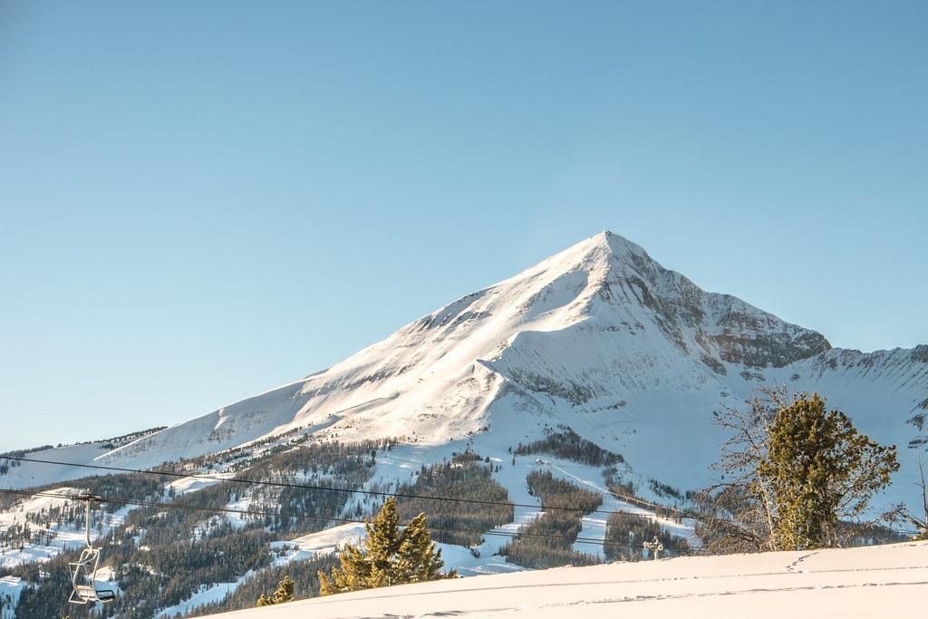 Big Sky - Lone Peak