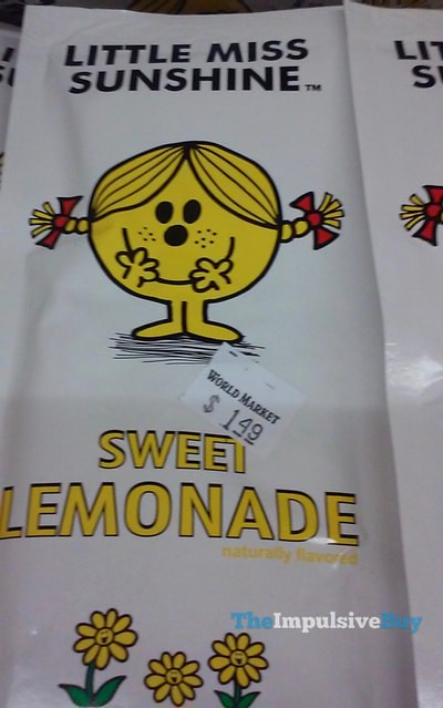 Little Miss Sunshine Sweet Lemonade
