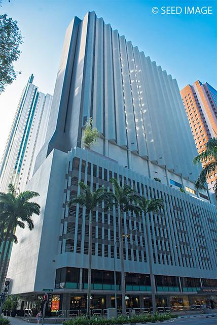 Hotel M Singapore building