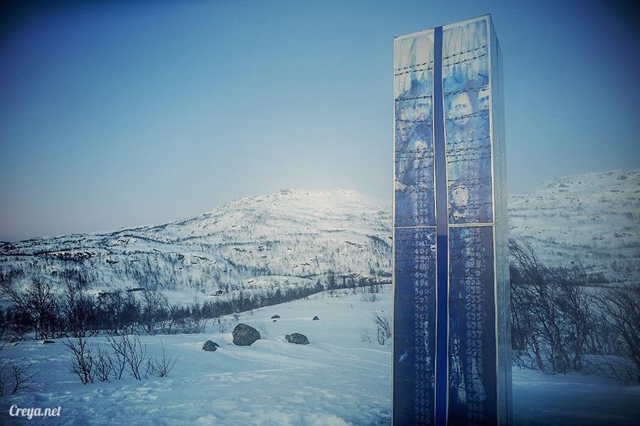 2016.02.23| 看我歐行腿 | 阿呀~一不小心就從瑞典到了挪威, Narvik 小鎮遇見地理課本中的峽灣 14.jpg