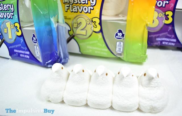 Peeps Mystery Flavors (2016) 2