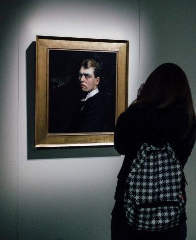 Autoritratto Hopper